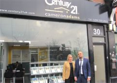 Century 21 office image
