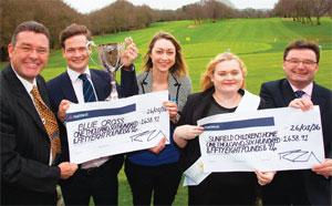 CPBigwood charity golf image