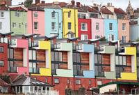 Colourful Bristol properties image