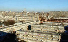 London flats image