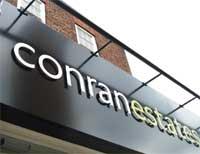Conran Estates signage image
