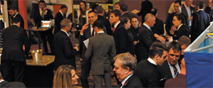 The Negotiator Expo 2015 delegates image