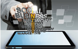 Digital marketing campaign image