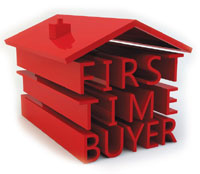 First time buyer image