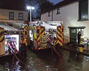 flood-insurance-fire-engine
