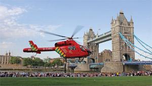 Foxtons Air Ambulance image
