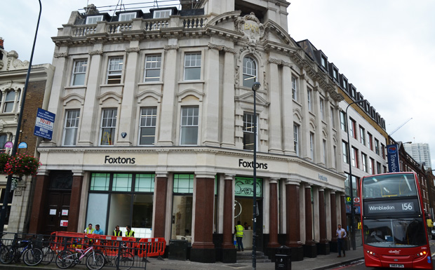 foxtons branch opening