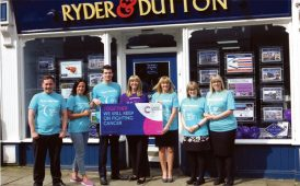 Ryder & Dutton fundraising image