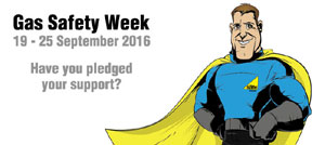 Gas Safety Week image