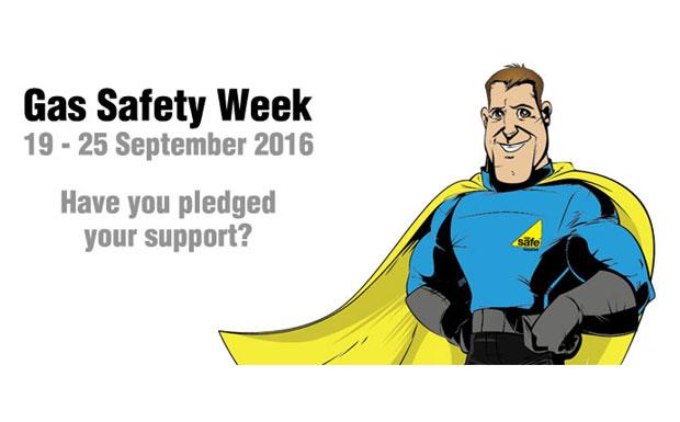 Gas Safety Week image