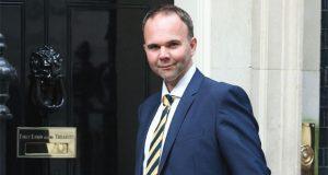 Gavin Barwell, Housing Minister, image