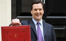 Chancellor George Osborne image