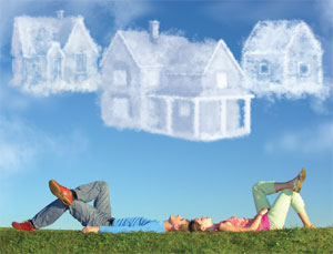 Dreaming of home ownership image