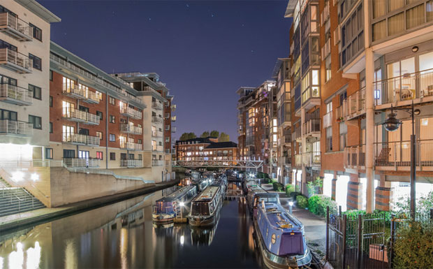 City housing image