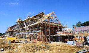 Housebuilding image