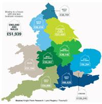 Retirement housing map image