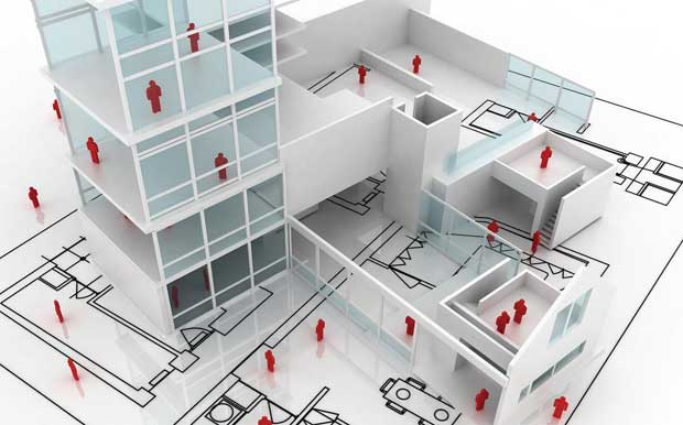 model housing image