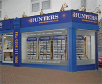 Hunters office exterior image