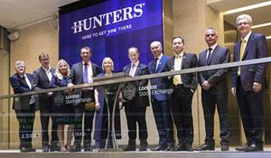 Hunters Stock Exchange image