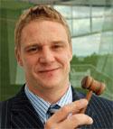 James Emson, Clive Emson Auctions, property auctioneer