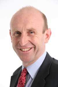 John Healey MP image