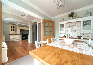 Kent property interior