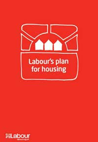 Labour's plan for housing image