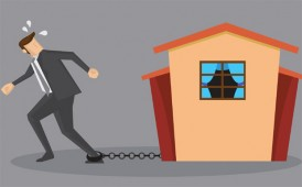 landlord chained to property image