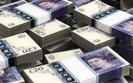 Stack of cash image