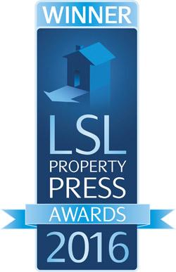 LSL Property Press Awards 2016 image