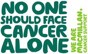 Macmillan cancer support image