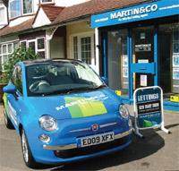 Martin & Co exterior image