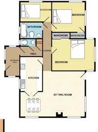 Metropix floorplan image
