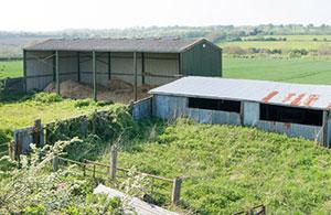 Mickleton Farm barn image