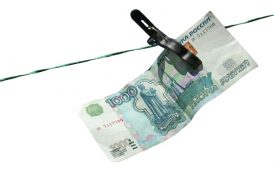 Money laundering image