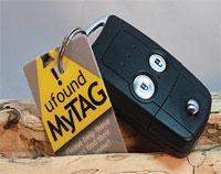 MyTag lost key finder image