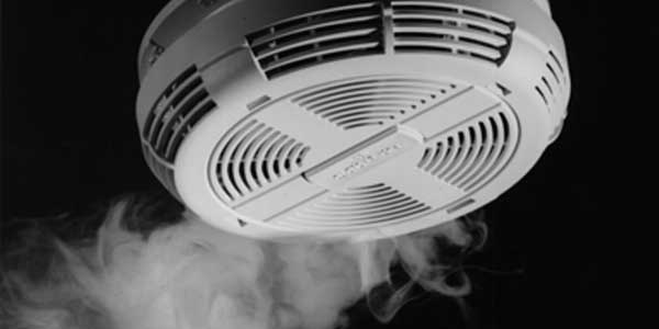smoke alarm image