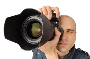 photography - large lense image