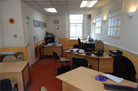 Plymouth Homes agency before refit image
