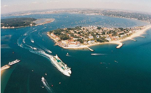 Poole Harbour image