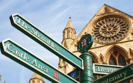 York signs image
