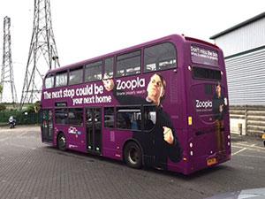 Zoopla bus image