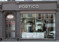 Portico office image