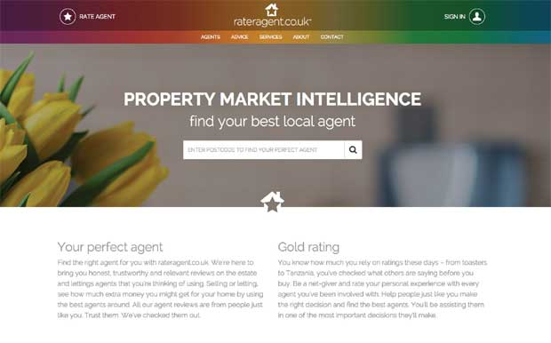 Property Market Intelligence website image