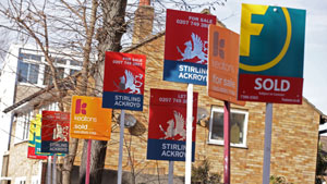 London signboards image