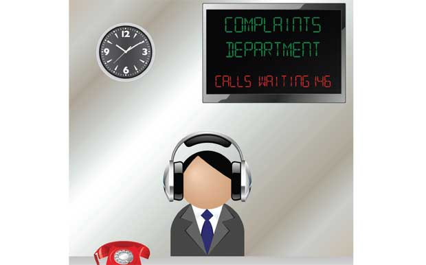 complaints department image