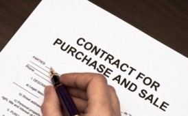 Conveyancing contract image