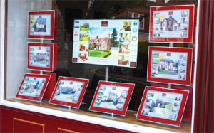 Putterills window display image