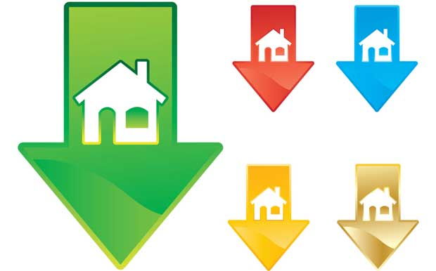 residential arrows image