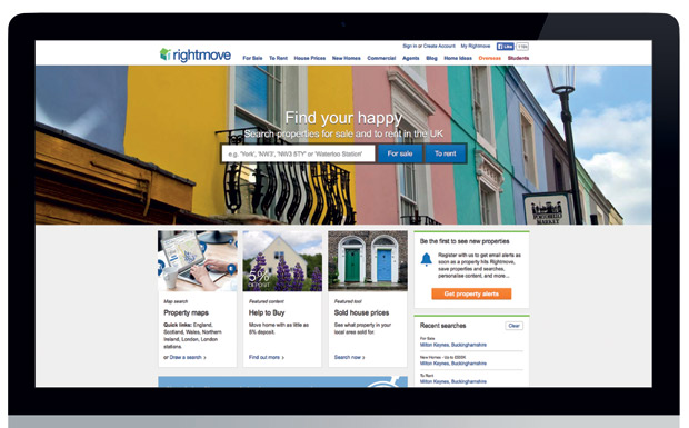 Rightmove homepage image